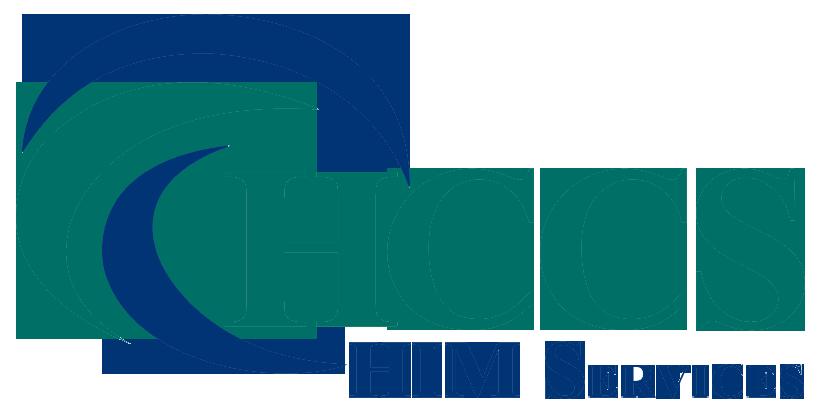 HCCS HIM Services Logo